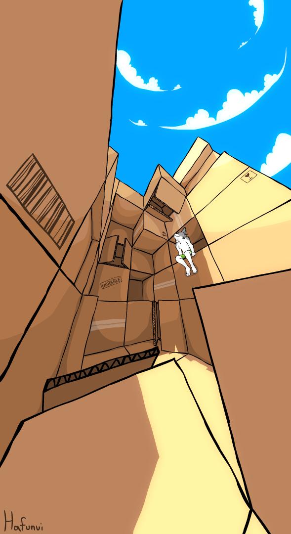 Fort Kickass by Hafunui