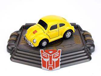 Bumblebee G1 Custom by alienspawn