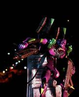 Eva-01 Last Stand by alienspawn