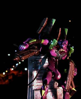 Eva-01 Last Stand