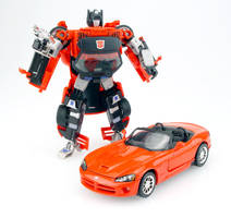 Sideswipe - Transformers by alienspawn