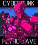 Cyber Wave Love