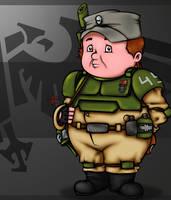 Guardsman Donut
