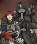 Combat partnership!
