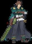 WahaSuba: Officer of the Imperial Guard Kazuma