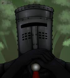 Helmetober 7. Black Knight