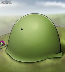 Helmtober 12. Unkown soldiers grave