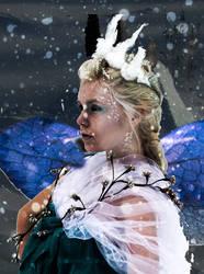 Ice Nymph by MissRazen