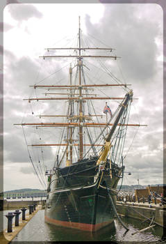 RSS DISCOVERY DUNDEE