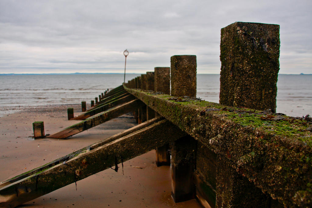 Sea Defences by BusterBrownBB