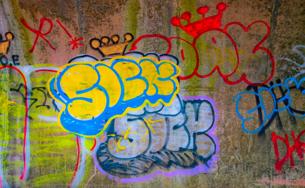 Sick Graffiti by BusterBrownBB