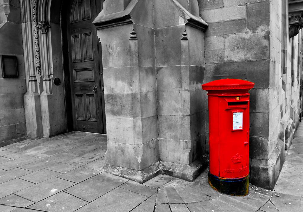 Redbox by BusterBrownBB