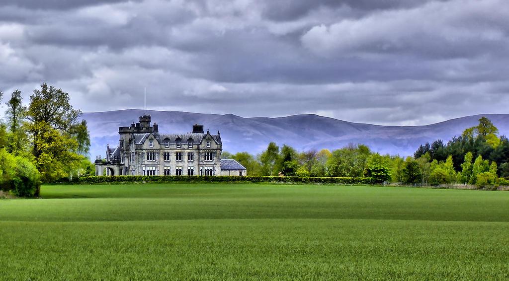 Kinnaird House by BusterBrownBB