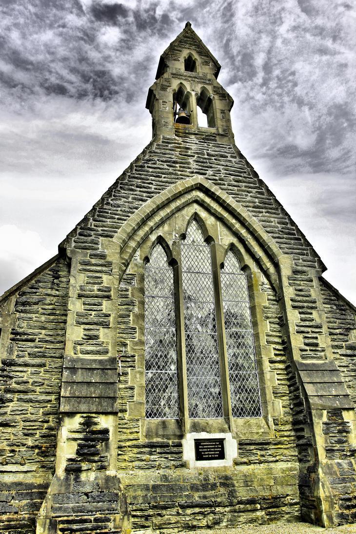 Balquhidder Church by BusterBrownBB