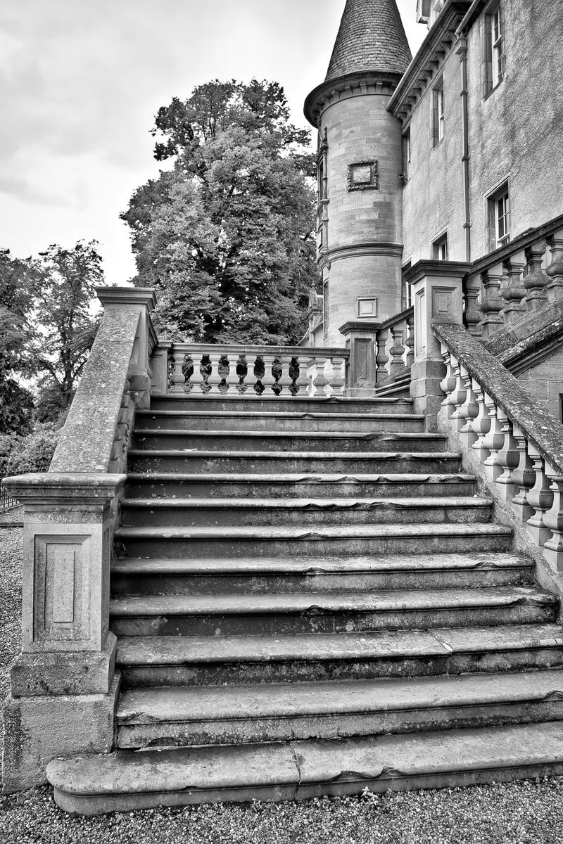 Up the steps we go by BusterBrownBB