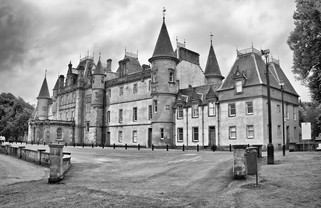 Callander House Falkirk by BusterBrownBB
