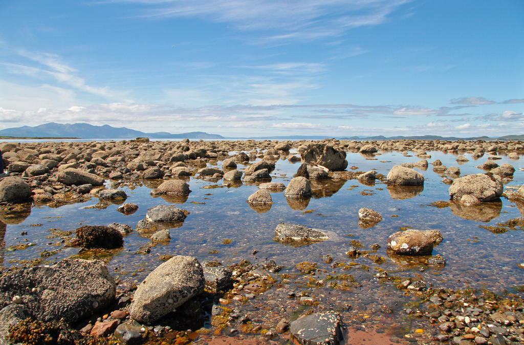 Rocky Beach by BusterBrownBB