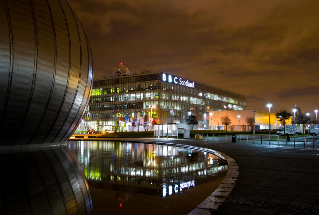 BBC Scotland by BusterBrownBB