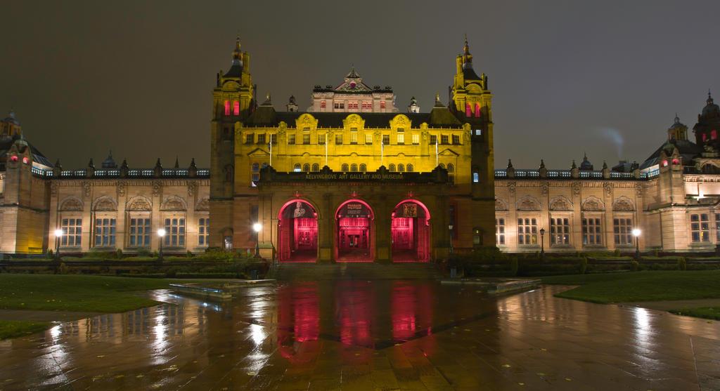 Kelvingrove Building Glasgow by BusterBrownBB