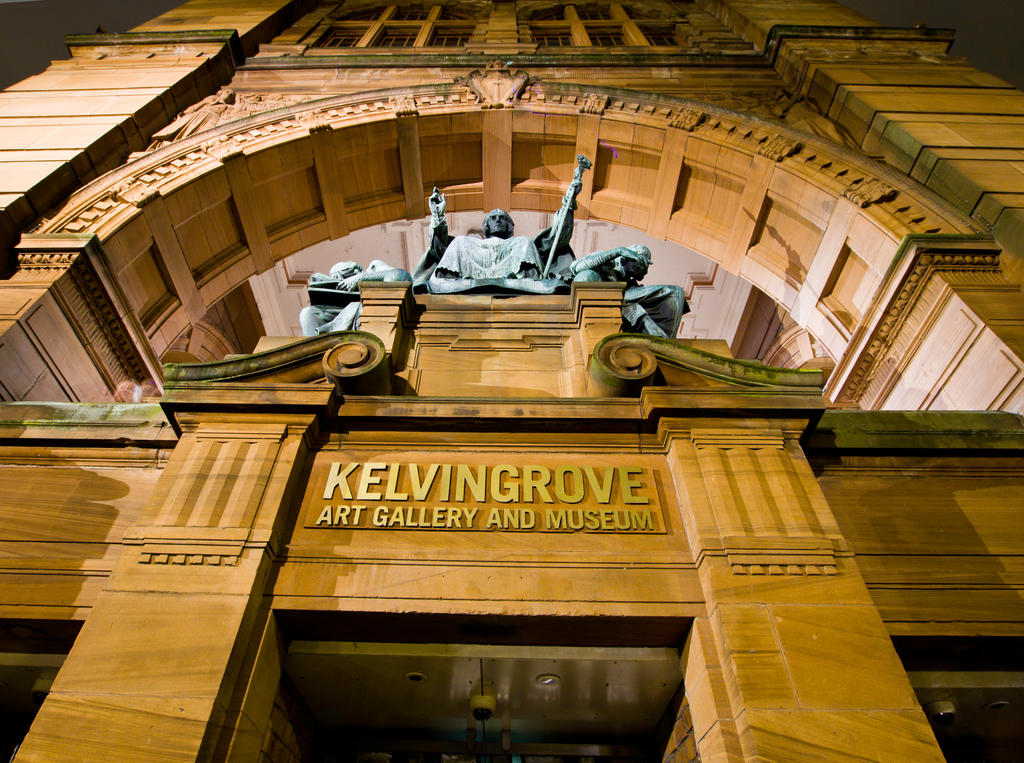 Kelvingrove Glasgow by BusterBrownBB