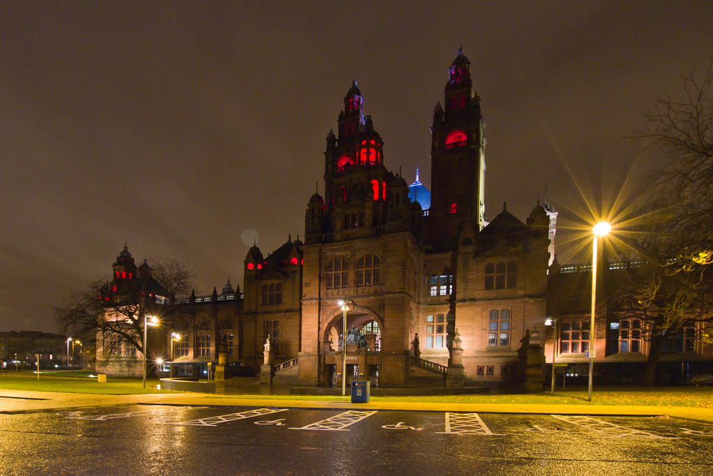 Kelvinhall Glasgow by BusterBrownBB