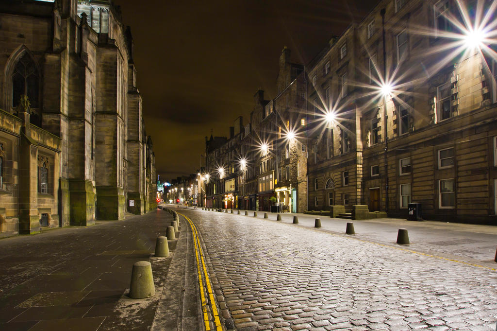 The Royal Mile by BusterBrownBB