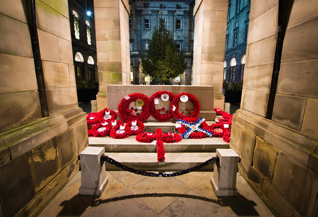 Remembrance 2012 by BusterBrownBB