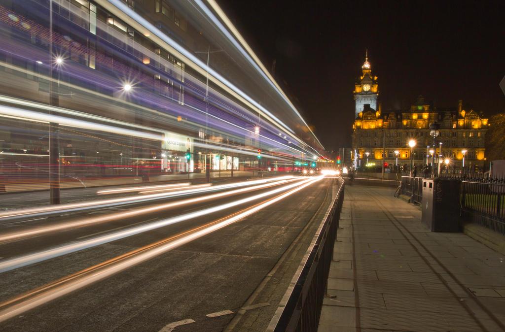 Princess Street, Edinburgh by BusterBrownBB