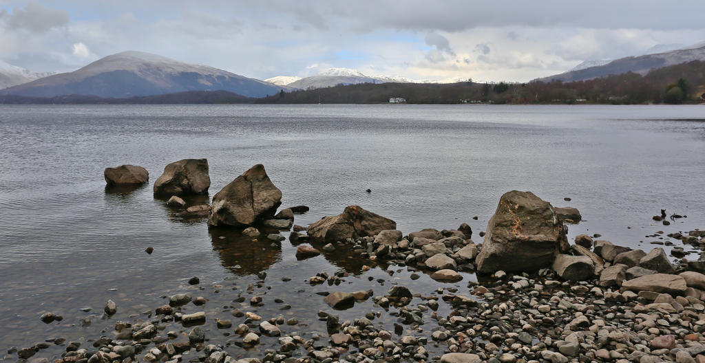 The Bonny Bonny Banks of Loch Lomond by BusterBrownBB