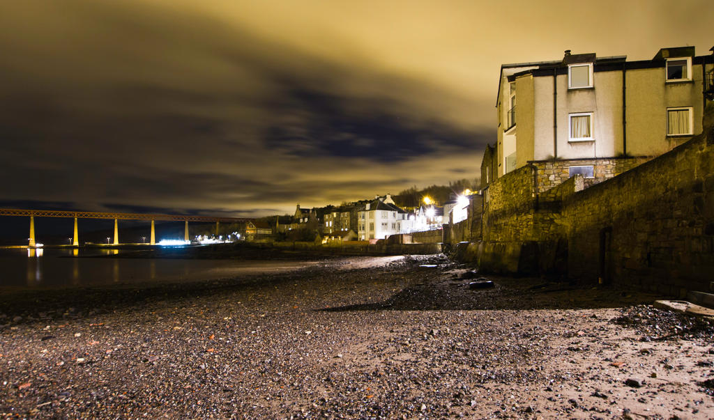 South Queensferry Beach by BusterBrownBB