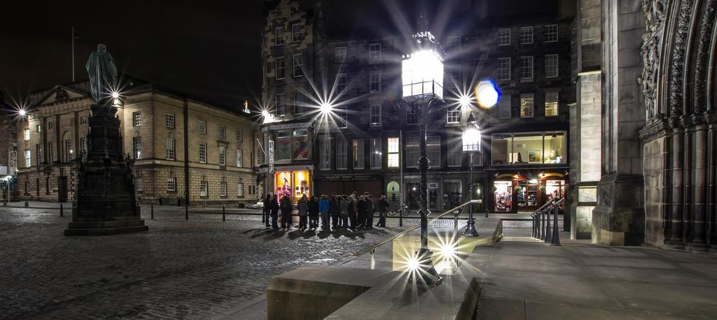 Edinburgh Street Tour. by BusterBrownBB