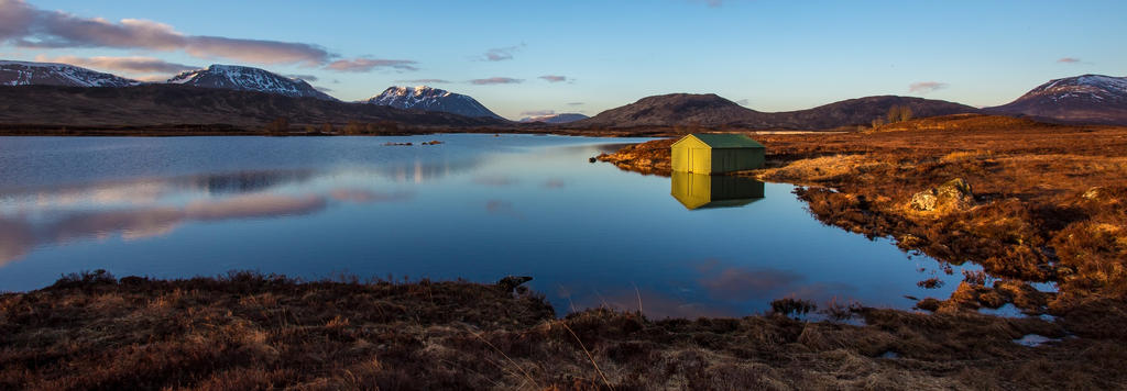 Rannoch Moor by BusterBrownBB