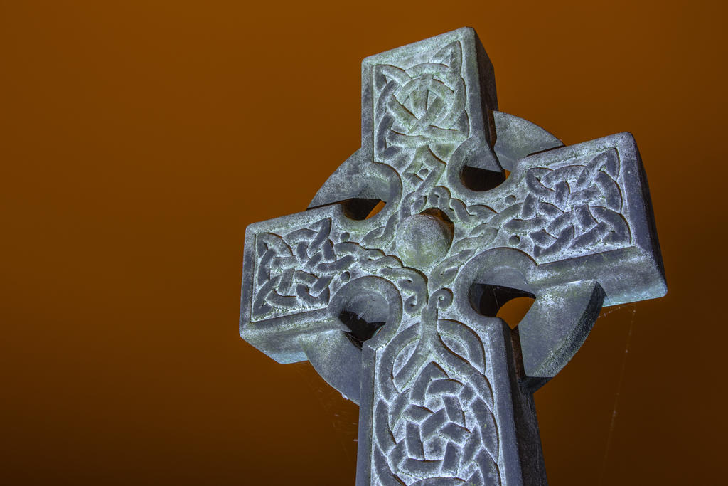 Celtic Cross by BusterBrownBB