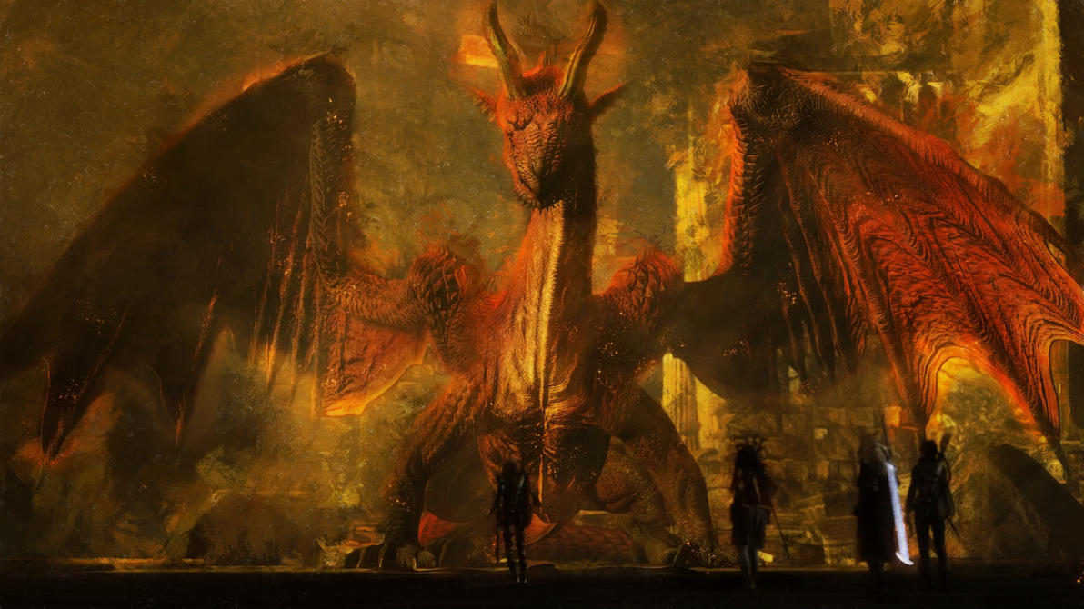 Dragon S Dogma Dark Arisen Grigori By Otimon On Deviantart