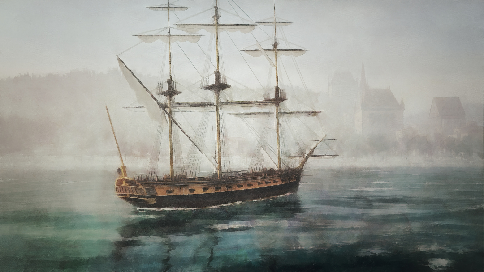 naval_action___belle_poule_1765_by_otimo