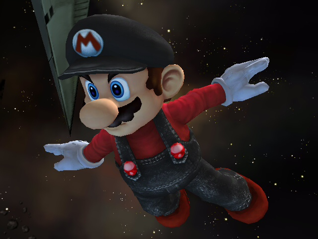 red mario galaxy stars - photo #4