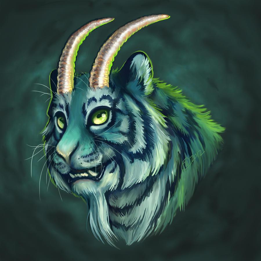 Zoroscope Commission: Pisces-Snake by GoldenDruid on DeviantArt