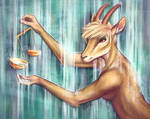 Zoroscope: Libra-Goat