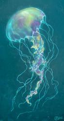 Glow Bright Jellyfish