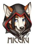 Miccru Badge Commission