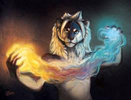 Flame Weaver
