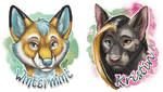 Spring 2016 Illustration Badges