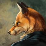 Clever As A Fox - SpeedPaint
