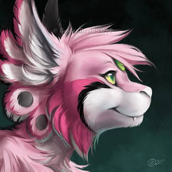 Sari Portrait - SpeedPaint by GoldenDruid