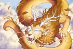 LeoDragon Reborn - WIP4