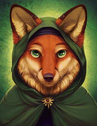 Green Mage by GoldenDruid