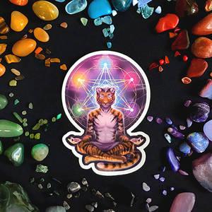Zen State Sticker