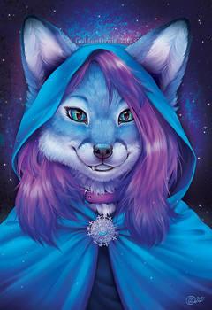 Blue Luna Mage