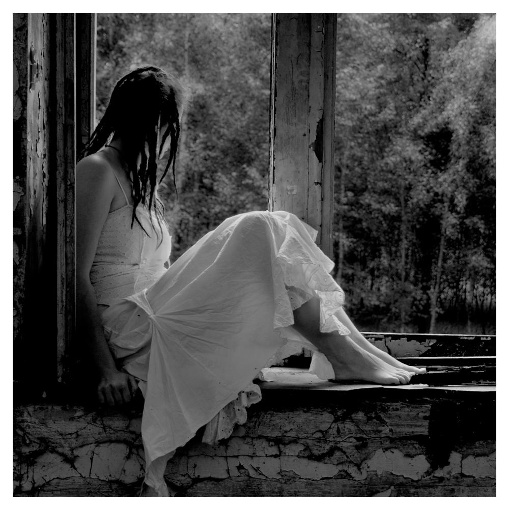 sitting in the window by chantalleke on deviantart
