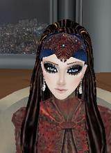 Padme Amidala (My IMVU avatar) by HumanIntheMirror
